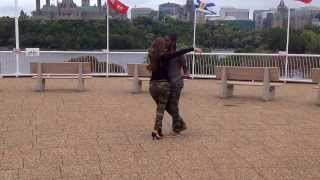 Enah & IsaBelle Chris Brown   Open Road (I Love Her) Kizomba
