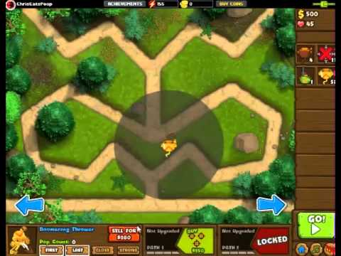 Bloons Monkey City: Tips and Tricks! (Part 1)