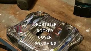 mirror polishing rocker box covers