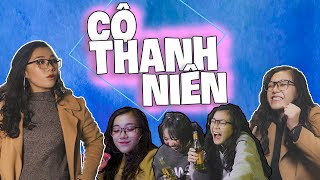 Nhạc chế | Cô Thanh Niên ( Anh Thanh Niên Parody ) | MiNi Anti