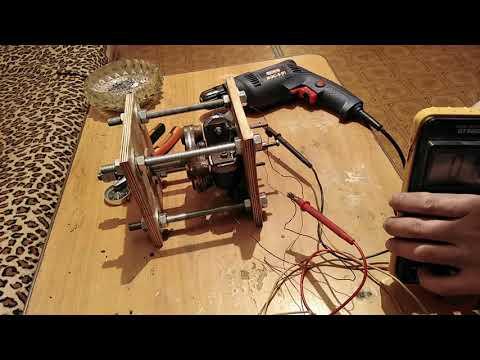 генератор с подмагничиванием продолжение