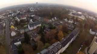 preview picture of video 'Bochum Altenbochum Park von oben'