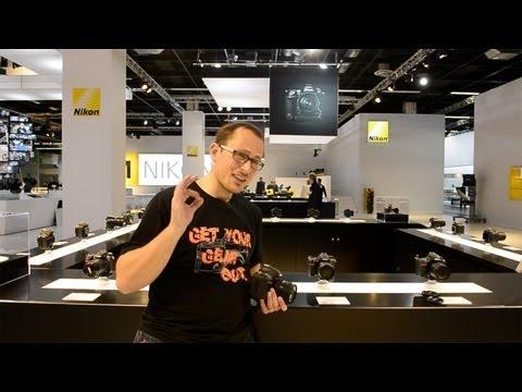 Nikon D600 hands on