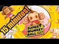 15 Minutos Muy Monos Super Monkey Ball: Banana Blitz Hd