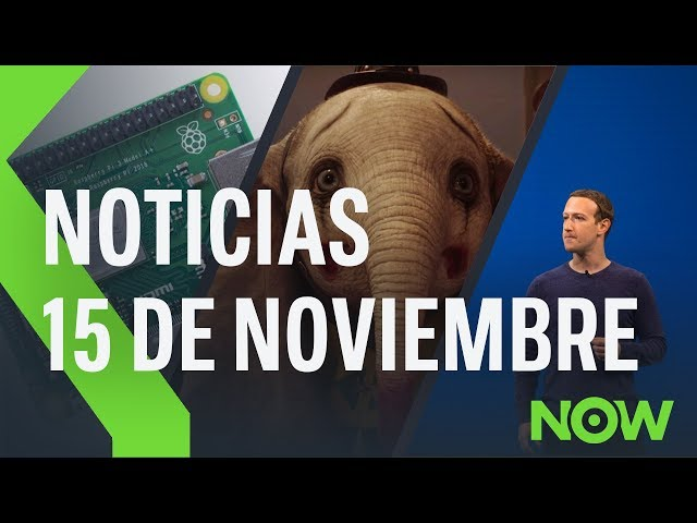 Nueva RASPBERRY PI 3 MODEL A+, trailer de DUMBO con TIM BURTON y polémica con FACEBOOK | XTK NOW!