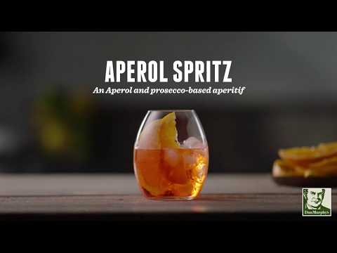How to make an Aperol Spritz | Cocktail Recipes