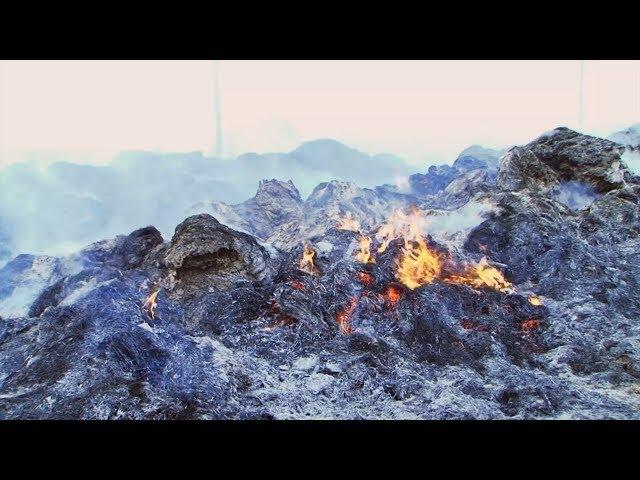 Деревню Зуй затянуло дымом