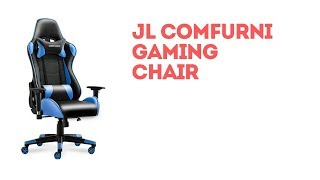 JL Comfurni Gaming Chair Unboxing and build