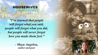 Video Quotes | Successful Women - Maya Angelou Quote