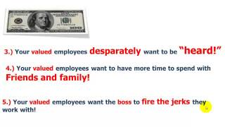 motivating employees: Five ways to compensate them without money!