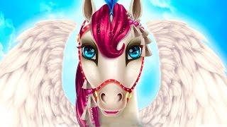 СИМУЛЯТОР МАЛЕНЬКОЙ ЛОШАДКИ #5 EverRun лошади-хранители в мультик игре для детей #ПУРУМЧАТА