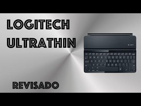 Teclado iPad Air 2, Logitech Ultrathin