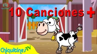 La vaca Lola y 10 Canciones Más