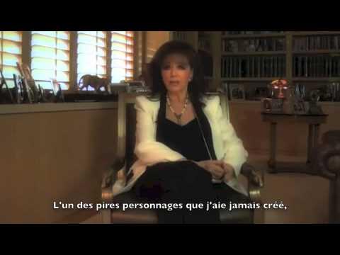 Vidéo de Jackie Collins