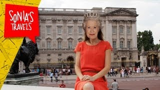 Travel London: Royal Sonia, Harry, and Kate