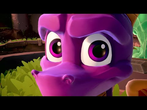 Fans React to Viewing the Spyro Trailer for the First Time – IGN Access