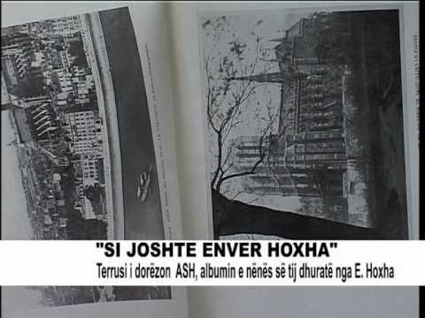 SI JOSHTE ENVER HOXHA ABC NEWS 13 SHTATOR