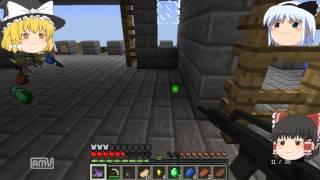 【minecraft】ゆっくり達のゲリラ冒険記<part3>