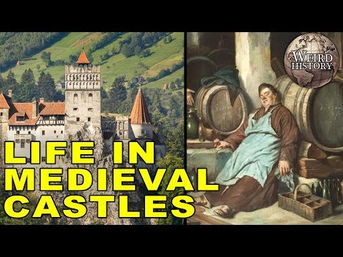 The Hidden Truths We Never Knew About Medieval Castles