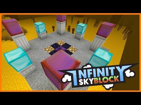 Das Respawn-Ritual! - Minecraft FTB Infinity Skyblock