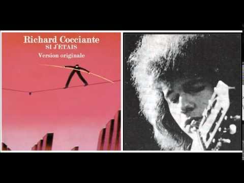 Richard Cocciante - Si j'etais ( Se io fossi )