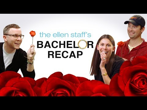 The Ellen Staff's 'Bachelor' Recap: Drama, Trauma... and Steak