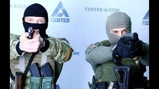 ЗАРУБА - Пистолет Макарова ПМ  против Пистолета  НАТО | Инструктор спецназа Шторм + Алекс