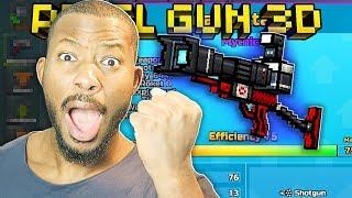 MYTHICAL SNAP ATTACKER IS OP!! | Pixel Gun 3D