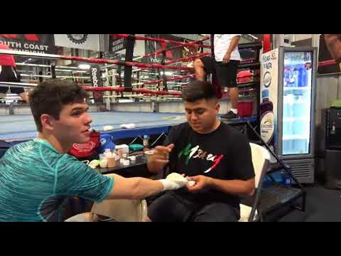 Pita Joking After Robert Says GGG Beats Jaime Munguia My Dad Does Not Know Boxing