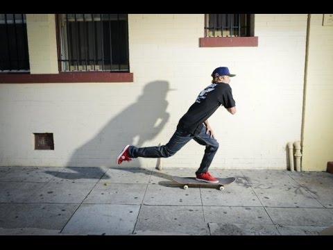 Ryan Sheckler New Skateboard Video 2015