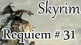 Skyrim Requiem. Норд. # 31 Крафт.Кузнечка.