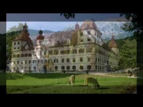 Замок Амбрас. Инсбрук. Австрия.