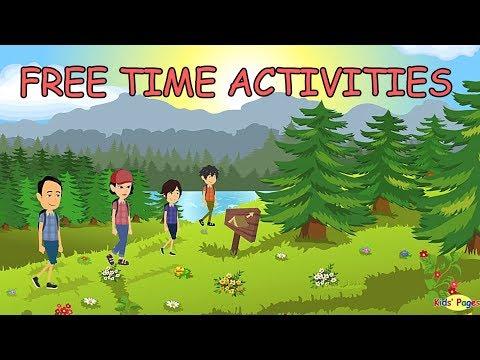 mp4 Leisure Time Activities Esl, download Leisure Time Activities Esl video klip Leisure Time Activities Esl