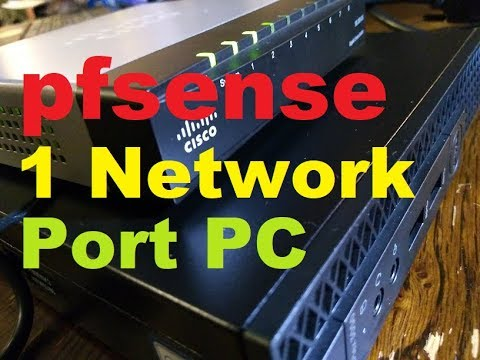 2018 Getting started with pfsense 2 4 from install to secure