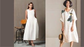 Trend Linen Dresses Today