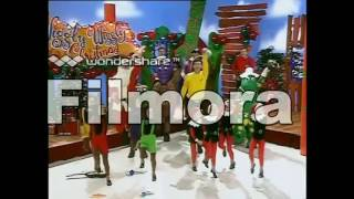 The Wiggles Wiggly Wiggly Christmas Reversed