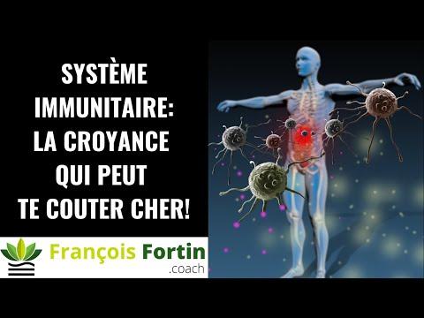Système immunitaire: le danger des croyances limitantes