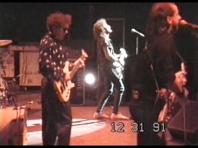 1991-12-31 Queen City Kids & The Pikes - Winnipeg MB