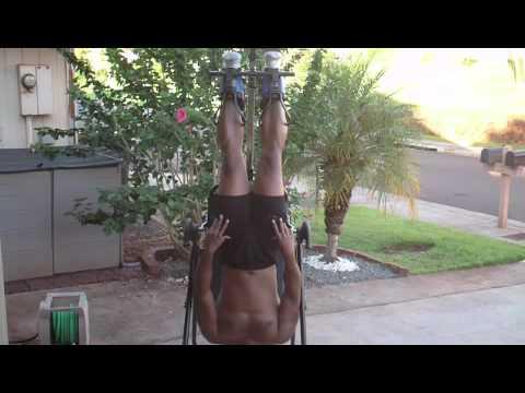 Mr. Tuffbody Full Inverted Sit-ups
