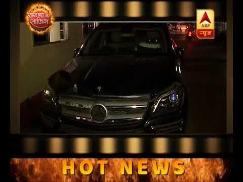 Aditya Narayan arrested for rash driving (видео)