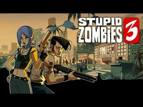 Stupid Zombies 3 iPhone Gameplay