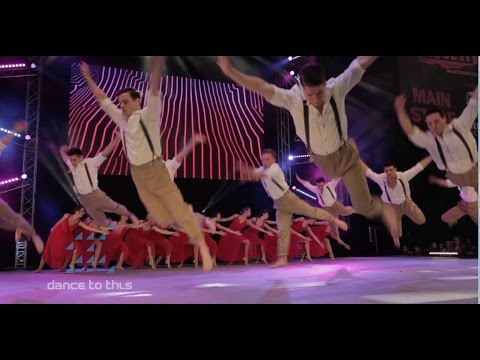 Performers College – (2-cam vs) Sunday at Move It 2015