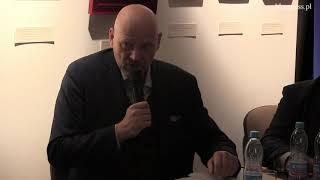 """Konferencja """"Sylwetki obozu narodowo-chrześcijańskiego"""" p.t. Ekonomiści – Mariusz Patey (o Romanie Rybarskim)"""