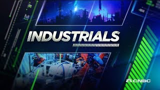Industrials are on a tear. Here are the names the traders like