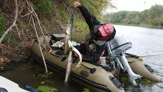 Март рыбалка на хопре