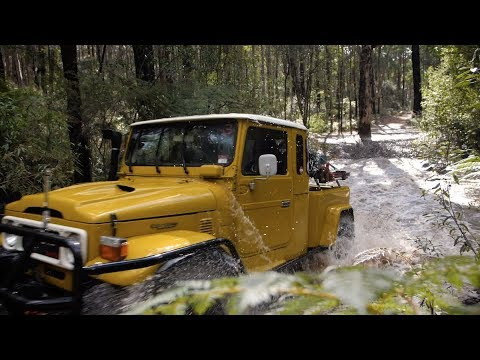 Lawrence's Extra Cab 40 Series Landcruiser – Born This Way Offroaders Ep. 12