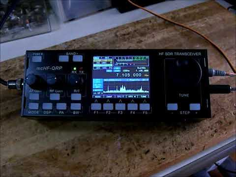 Homebrew SDR mcHF transceiver - смотреть онлайн на Hah Life