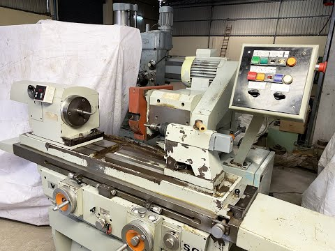 SIT 500 mm Cylindrical Grinding Machine