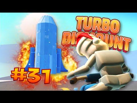 Turbo Dismount Walkthrough - BULLSEYE!   #29 by MrWilliamo