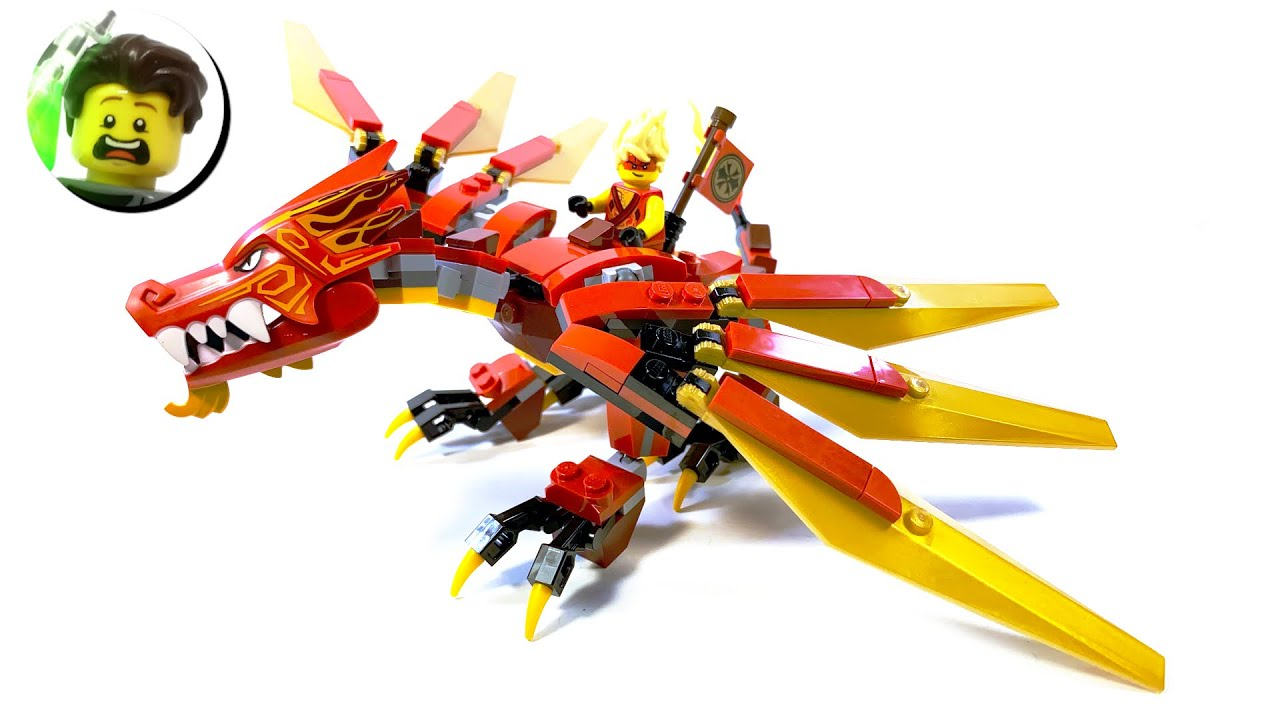 LEGO Ninjago Fire Dragon Upgrade